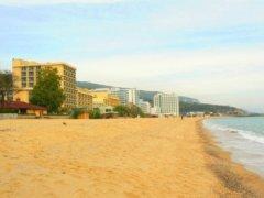 Bulharsko Zlaté písky